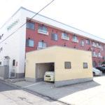 松森マンションB102号室:仲介手数料は家賃の55%(税込)です。